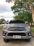 Photo 2017 toyota hilux g 4x4 a/t