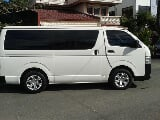 Photo 2016 TOYOTA hiace COMMUTER manual diesel