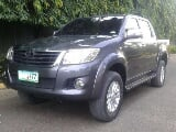 Photo Toyota Hilux G M/T 2012