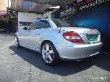 Photo 2006 Mercedes SLK280 Auto Silver Sports car