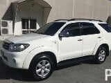 Photo Toyota Fortuner G 2.7L 2010 300K
