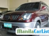 Photo Mitsubishi Adventure Manual 2009