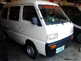 Photo Suzuki Multicab Every Carry Van