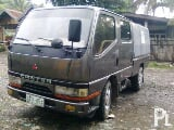 Photo For sale mitsubishi canter double cab, giga 2008