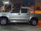 Photo 2012 model toyota hilux G 22t mileage only cebu
