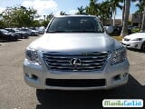 Photo Lexus LX 2011