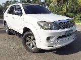 Photo 2007 Toyota Fortuner G price 300, 000, 00php