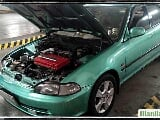 Photo Honda Civic Automatic 1994