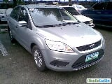 Photo Ford Focus Manual 2009