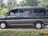 Photo Mitsubishi Delica Space Gear 2004