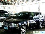 Photo Land Rover Range Rover Automatic 2003