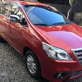 Photo All Working 2014 Toyota Innova 2.5E MT DSL For...