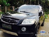 Photo Chevrolet Captiva Automatic 2007