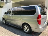 Photo Hyundai starex 2011 automatic