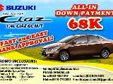 Photo Suzuki ciaz car promo