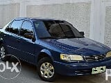 Photo Toyota corolla love life m t 1.2L Baby Altis 2003