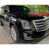 Photo Cadillac Escalade Platinum 2019