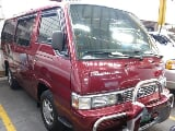 Photo Nissan Urvan Escapade 2010 Diesel Manual...