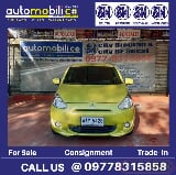 Photo 2014 Mitsubishi Mirage AT Gas