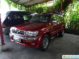 Photo Nissan Terrano Automatic 2003