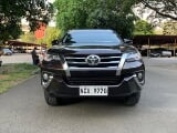 Photo Toyota Fortuner 2018, Automatic