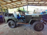 Photo Jeep Willys Jeep Kaiser Manual