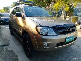 Photo Toyota fortuner matic 2006