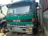 Photo Isuzu dumptrucks 10pc-1 ten wheeler 2003 mdl