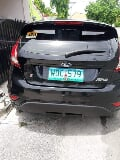 Photo Sell Black Ford Fiesta in San Pablo 770010