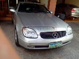 Photo 1999 Mercedes SLK230 Convertible Coupe