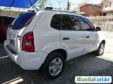 Photo Hyundai Tucson Automatic 2007