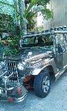 Photo Toyota owner type jeep stainless body Manual
