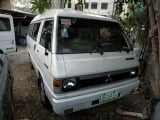 Photo Mitsubishi l300 versa van Manual