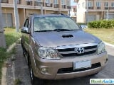 Photo Toyota Fortuner Automatic 2007