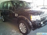Photo Land Rover Discovery Automatic 2013