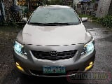 Photo 2009 Toyota corolla altis 1.6g Mt