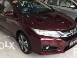 Photo Honda City 2016 23k DP ALL IN Package free...