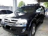 Photo 2006 Toyota Fortuner J