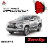 Photo Mitsubishi Montero Sport Glx 4x2 2.4D M/t Manual