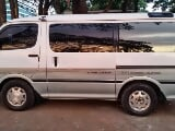 Photo Toyota HIACE diesel 2L turbo 2003