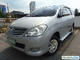 Photo Toyota Innova Automatic 2011