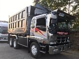 Photo 2004 Isuzu Giga 10wheeler Dump Truck