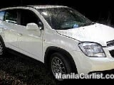 Photo Chevrolet Orlando Manual 2011