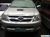 Photo Toyota Hilux Automatic 2005