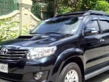 Photo 2014mdl Toyota Fortuner G Dsel Athomatic