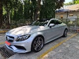 Photo Mercedes-Benz C63 AMG Coupe AMG C63 coupe Auto