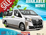 Photo Toyota hiace super grandia elite 2tone luxury...