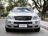 Photo Mercedes-Benz ML63 AMG (A)