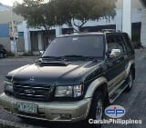 Photo Isuzu Trooper Automatic 2001
