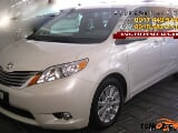 Photo Toyota Sienna 2015